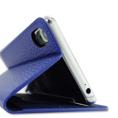 Xperia Z3 ケースararee Soft Grain Diary(アラリー ソフトグレインダイアリー)