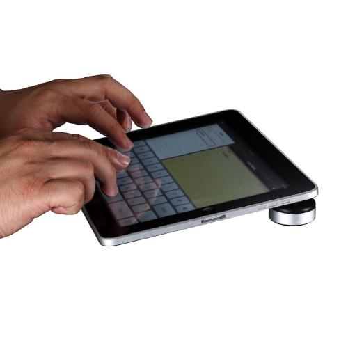 ノートパソコンスタンド Just Mobile Lazy Couch(ジャストモバイル レイジーカウチ)アルミニウム製 2個1組 ノートPC タブレット MacBook iPad ミニスタンド テレワーク 在宅勤務