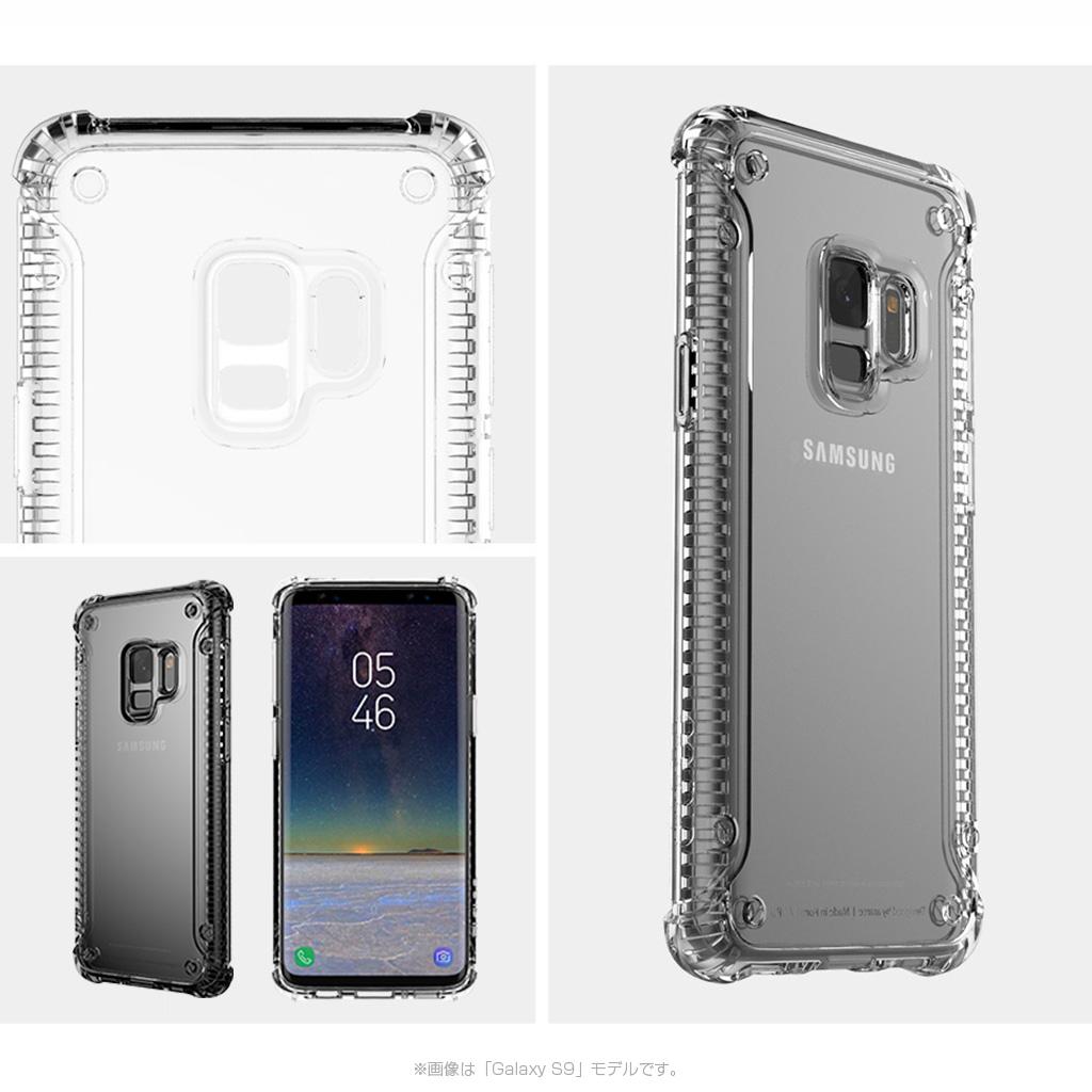 Galaxy S9 ケース araree Mega Bolt(アラリー メガボルト)ギャラクシー Samsung サムスン エスナイン カバー SC-02K SCV38