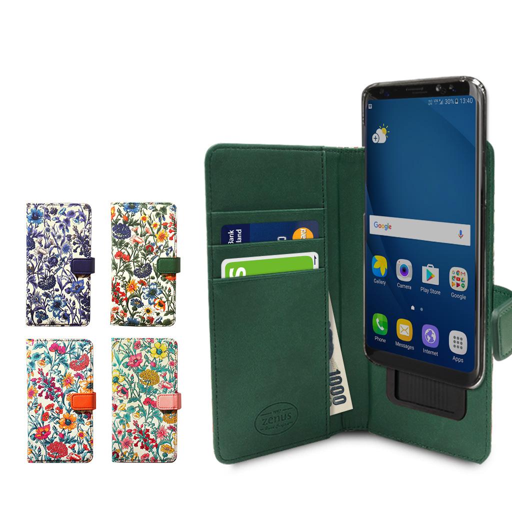 iPhone 11 Pro ケース スマホケース 手帳型 スライド式 多機種対応 マルチケース  ZENUS Liberty Diary(ゼヌス リバティダイアリー)