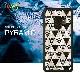Galaxy S9 ケース 天然貝ケース ikins Pyramid(アイキンス テンネンガイ ピラミッド)ギャラクシー エスナイン カバー SC-02K SCV38