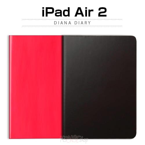 【iPad Air 2 ケース】ZENUS Diana Diary(ゼヌス ダイアナダイアリー)