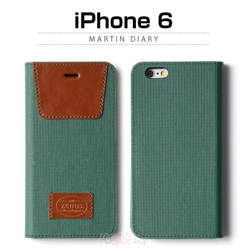 iPhone6s/6 ケース ZENUS Martin Diary(ゼヌス マーティンダイアリー)アイフォン