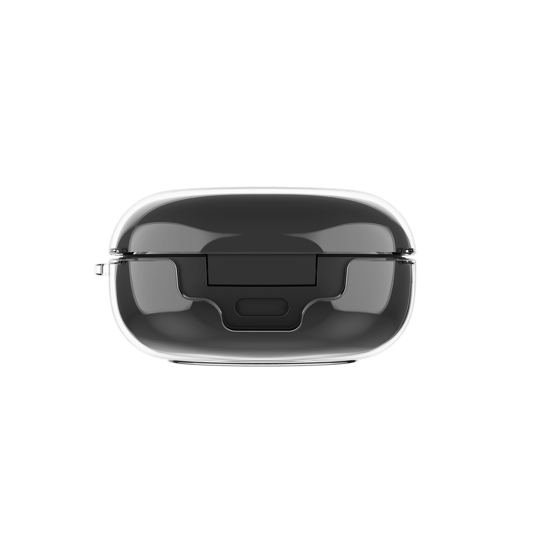 Samsung Galaxy Buds Pro ケース 保護ケース クリアケース 透明 ケースカバー 耐衝撃 衝撃吸収 傷防止 落下防止 サムスン公式認証品 ギャラクシー バッズ プロ araree Nu:kin