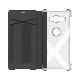 Xperia XZ2 ケース Xperia XZ2 Compact ケース Xperia XZ1 ケース Xperia XZ1 Compact ケース 手帳型 背面クリア muvit Folio Case(ムービット フォリオケース)エクスペリア エックスゼット コンパクト カバー