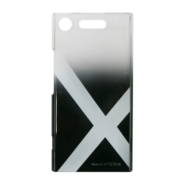 Xperia XZ2 ケース Xperia XZ2 Compact ケース Xperia XZ1 ケース Xperia XZ1 Compact ケース muvit Crystal Case(ムービット クリスタルケース)エクスペリア エックスゼット コンパクト カバー