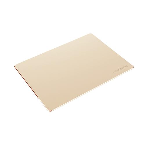 マウスパッド アルミニウム motomo(モトモ) Aluminum Mouse Pad アルミ素材 アルミパッド