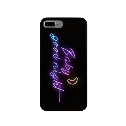 iPhone 8 Plus / 7 Plus ケース Dparks Twinkle Case BabyGoodnight(ディーパークス トゥインクルケース ベイビーグッドナイト)アイフォン カバー