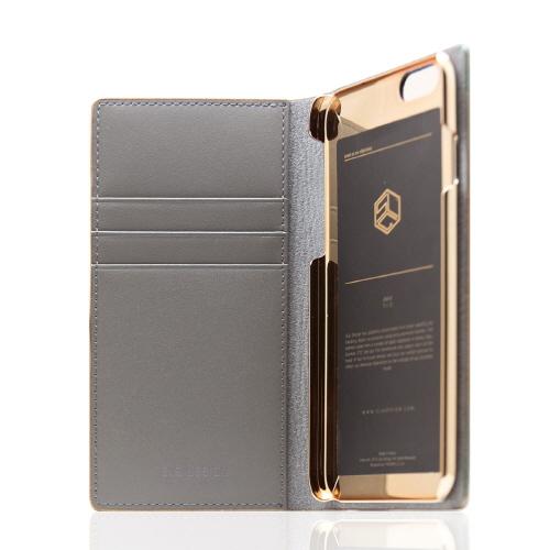 iPhone6s ケース 手帳型 SLG Design Hologram Diary(エスエルジーデザイン ホログラムダイアリー)アイフォン iPhone6
