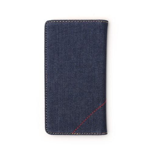 多機種対応スマートフォンマルチケース ZENUS Denim Diary(ゼヌス デニムダイアリー)