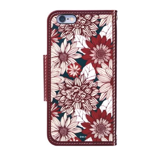 iPhone 6s/6 ケース 手帳型 Mr.H Old Nosegay Diary(ミスターエイチ オールドノーズゲイ ダイアリー)アイフォン
