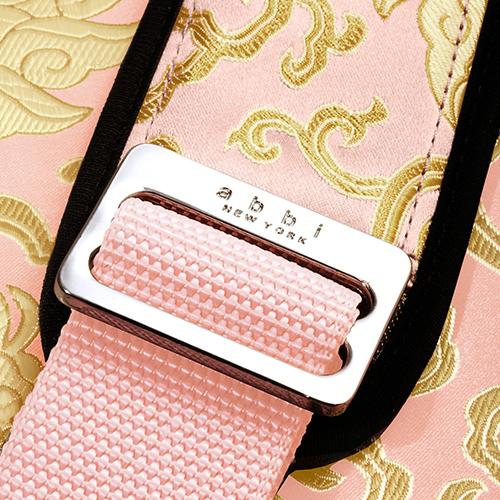 B2905P パソコンバッグ 女性用 アリー(Ally)-Silk風-pink  abbi newyork<br>