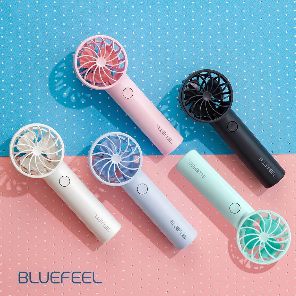 BLUEFEEL PRO+ 超小型ヘッドポータブル扇風機【ドローンモーターで最大24時間駆動】 テレワーク 在宅勤務