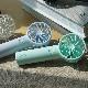 BLUEFEEL PRO+ 超小型ヘッドポータブル扇風機 ハンディファン 小型扇風機 携帯扇風機