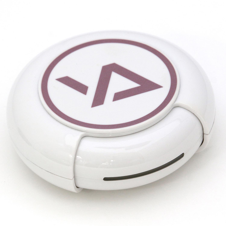 ブルートゥース イヤホン 完全ワイヤレスイヤホン Air Twins +(エアーツインズ プラス)モバイルバッテリー付き 超小型 左右独立 完全独立 無線イヤホン Bluetooth 置くだけで充電