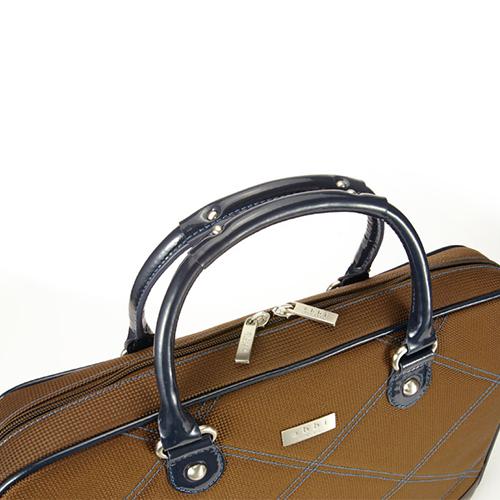 B2501B パソコンバッグ女性用Erin Briefcase BROWN おしゃれなPCバッグ! PCバッグがファッションの引き立て役に! pc バッグ 女性用 新生活