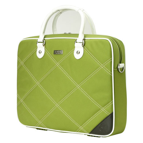 B2501GN パソコンバッグ女性用Erin Briefcase GREEN おしゃれなPCバッグ!PCバッグがファッションの引き立て役に pc バッグ 女性用 新生活