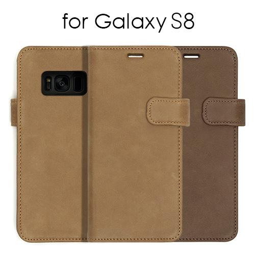 Galaxy S8 ケース 手帳型 ZENUS Vintage Diary(ゼヌス ビンテージダイアリー)ギャラクシー エス エイト 本革 カバー SC-02J SCV36