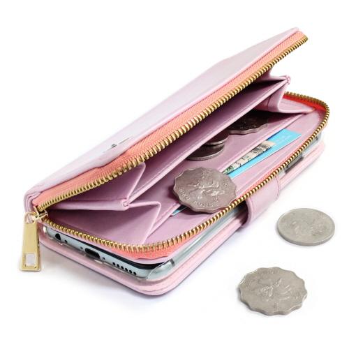 iPhone6s/6 ケース Dreamplus Zipper お財布付きダイアリーケース (ジッパー オサイフツキダイアリーケース)アイフォン