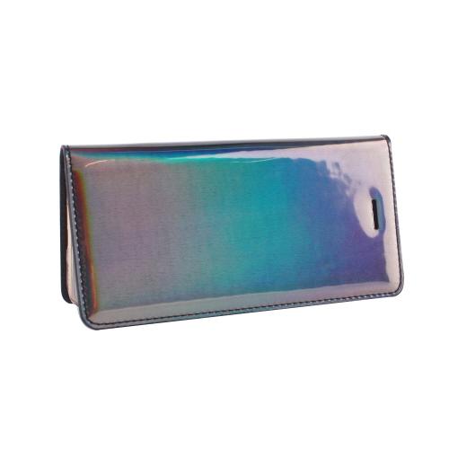 iPhone6s ケース 手帳型 GAZE  Mirror Gray Diary(ゲイズ ミラーグレーダイアリー)アイフォン iPhone6