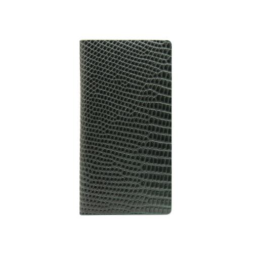 iPhone SE 第2世代 se2 ケース iPhone 8/7ケース 手帳型 SLG Design Lizard Case(エスエルジーデザイン リザードケース)アイフォン 本革 カバー
