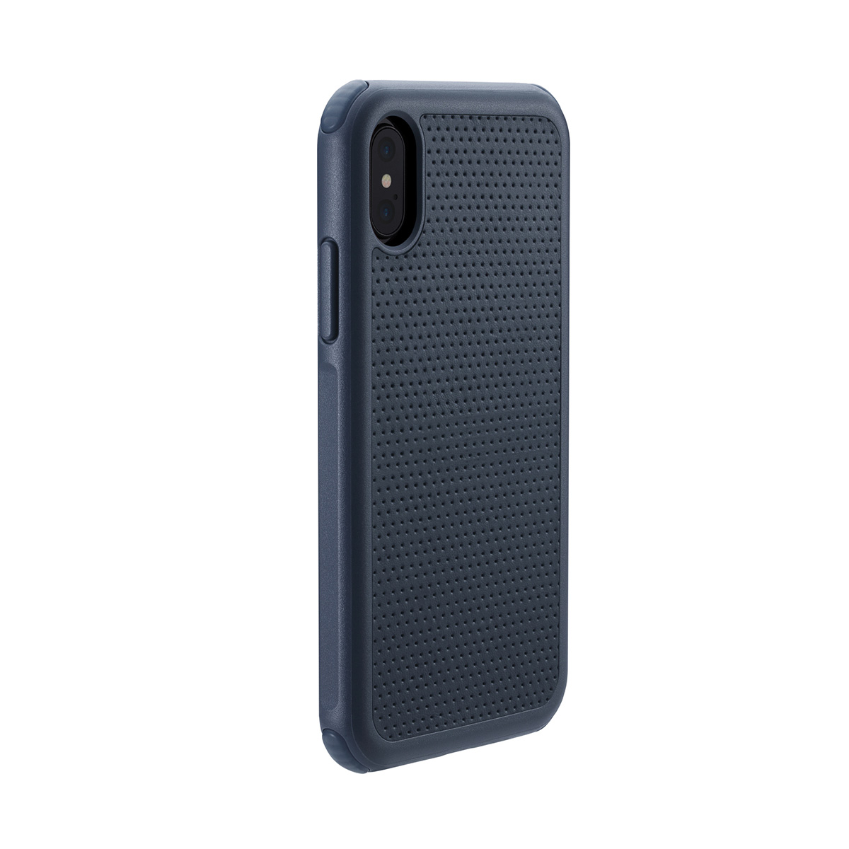 iPhone XS / X ケース Just Mobile Quattro Air(ジャストモバイル クアトロエアー)アイフォン カバー