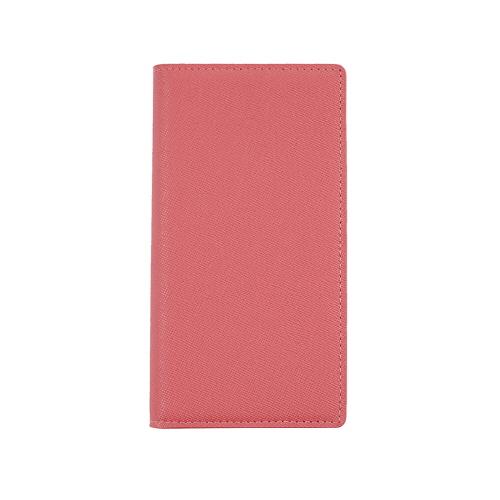 Xperia XZs / Xperia XZ ケース カバー 手帳型 LAYBLOCK Saffiano Flip Case(レイブロック サフィアーノフリップケース)エクスペリア エックスゼット SO-01J SOV34 601SO