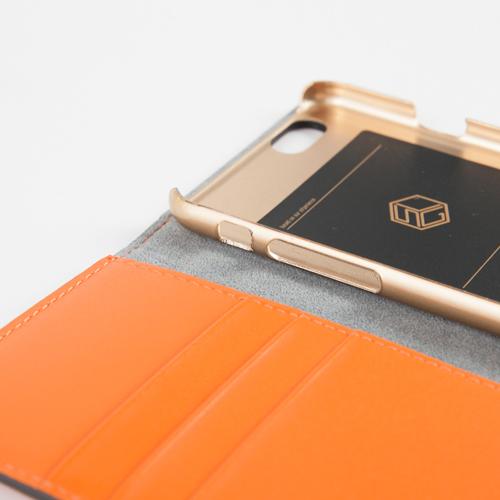 iPhone6s/6 ケース SLG Design D5 Edition Calf Skin Leather Diary(エスエルジ—デザイン D5 エディション カーフスキンレザーダイアリー)アイフォン