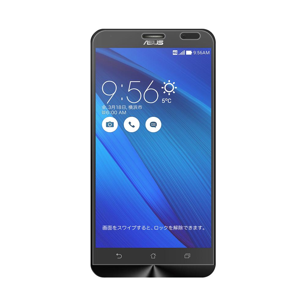 ZenFone Go 強化ガラスフィルム motomo INO(モトモ イノ) 0.33mm ゼンフォン ゴー ZB551KL 液晶保護フィルム