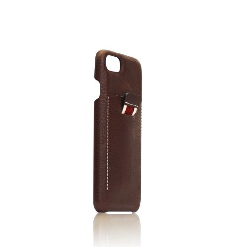 iPhone SE 第2世代 se2 ケース iPhone 8/7ケース カバー SLG Design Minerva Box Leather Back Case(エスエルジーデザイン ミネルバボックスレザーバックケース)アイフォン 本革 カバー バータイプ
