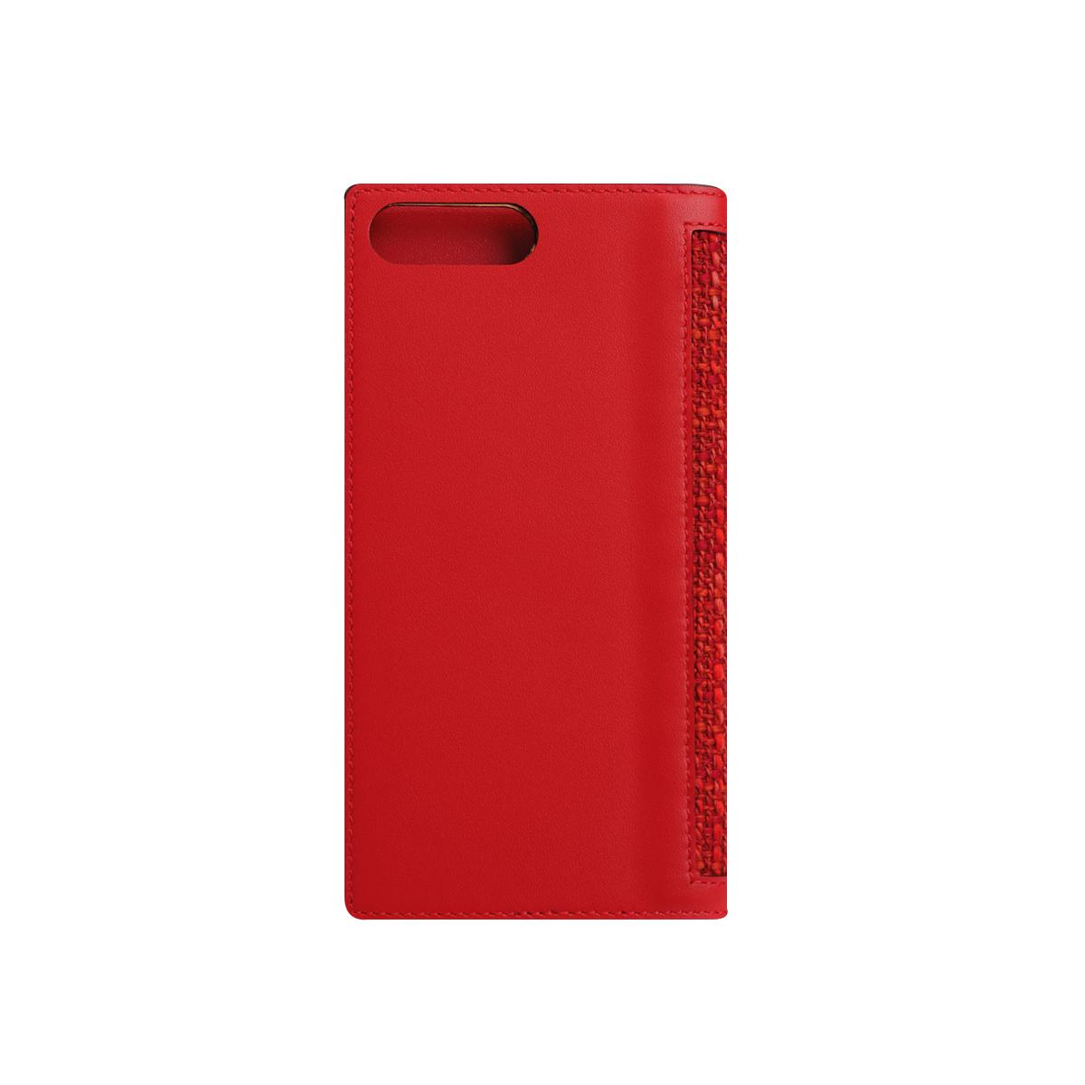 iPhone 8 Plus / 7 Plus ケース 手帳型 SLG Design Edition Calf Skin Leather Diary (エスエルジーデザイン エディション カーフスキンレザーダイアリー)アイフォン 本革 カバー