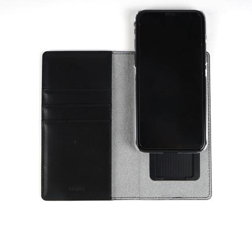 スマホケース 手帳型 スライド式 多機種対応マルチケース Gaze Matt Python Diary(ゲイズ マットパイソンダイアリー)Mサイズ Lサイズ 5〜5.5インチまで 縦15cm×幅7.5cmまでのスマホ 縦16cm×幅8cmまでのスマホ
