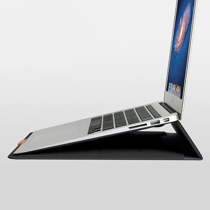 BEFiNEMacBook Air 13インチ対応 スタンドケース