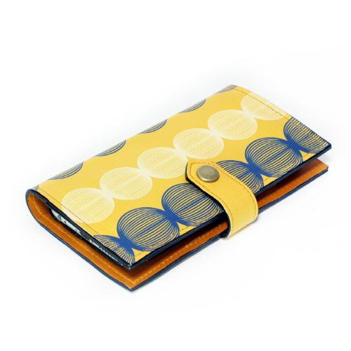 iPhone6s/6 ケース 手帳型 日本製 アトリエコエラ ハンドメイドレザーダイアリー ノルディックデザイン 本革 アイフォン