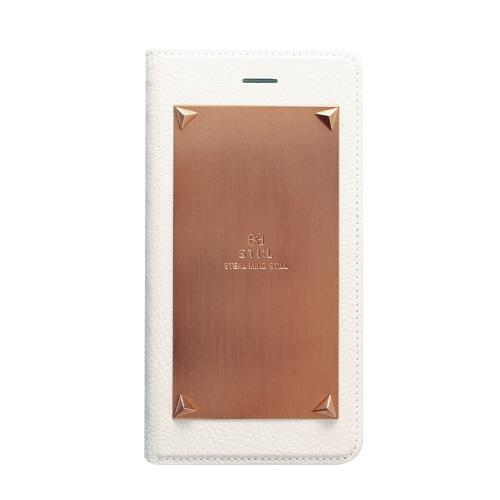 iPhone SE 第2世代 se2 ケース iPhone 8/7ケース 手帳型 STI:L LOVE TRIANGLE(スティール ラブトライアングル)アイフォン セブン カバー