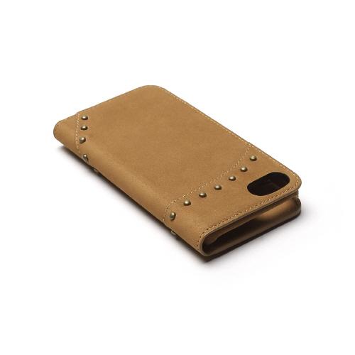 iPhone SE 第2世代 se2 ケース iPhone 8/7ケース 手帳型 ZENUS Fringe Diary(ゼヌス フリンジダイアリー)アイフォン 本革 カバー