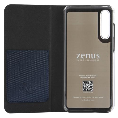 HUAWEI P20 Pro ケース 手帳型 ZENUS Metallic Diary(ゼヌス メタリックダイアリー)ファーウェイ カバー HW-01K ドコモ