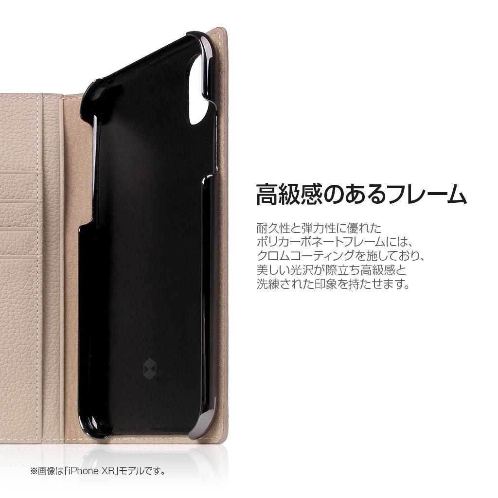 iPhone 11 Pro ケース iphone11 pro 手帳ケース 手帳型 本革 SLG Desig Full Grain Leather Case フルグレインレザー パステル カラー 天然革