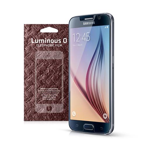 【Galaxy S6 フィルム】zenus Luminous-O 指紋防止液晶保護フィルム