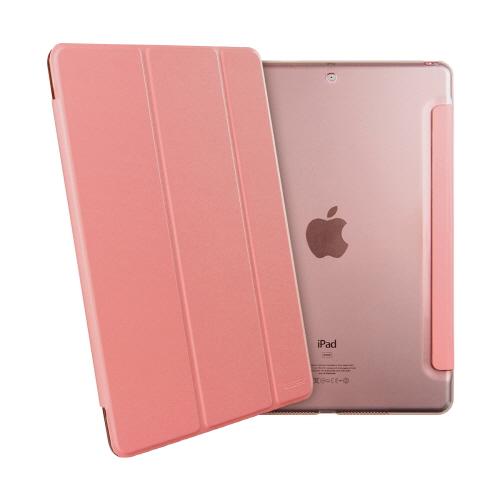 【iPad 9.7インチ 2018 / iPad 9.7インチ 2017 / iPad Air初代 兼用】 ケース ウルトラスリム Smart Folio 三つ折カバー 超軽量 極薄 スタンド機能 オートスリープ機能 スマートカバー新型アイパッド