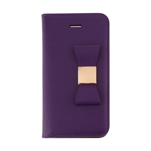 iPhone 5/5s ケース LAYBLOCK Ribbon Classic Diary(レイブロック リボンクラシックダイアリー) アイフォン 手帳型 本革
