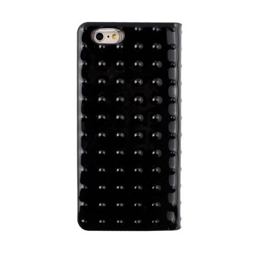 iPhone6s/6 ケース GAZE Glossy Dot Diary(ゲイズ グロッシードットダイアリー)アイフォン