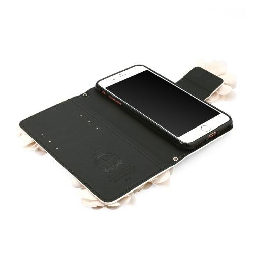 iPhone 8 Plus / 7 Plus ケース 手帳型 Mr.H Mademoiselle Diary(ミスターエイチ マドモワゼル ダイアリー)アイフォン カバー 花柄 フラワー