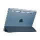 【iPad 9.7インチ 2018 / iPad 9.7インチ 2017 / iPad Air初代 兼用】 ケース ウルトラスリム Smart Folio ハイブリッド 半透明フレーム+三つ折カバー 超軽量 極薄 スタンド機能 オートスリープ機能 スマートカバー 新型アイパッド