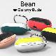 araree Galaxy Buds / Buds plus シリコンケース Bean (アラリー ギャラクシーバッズセンヨウ シリコンケース) カラビナ付き 薄型 ソフトカバー Buds保護カバー 収納 galaxy buds+