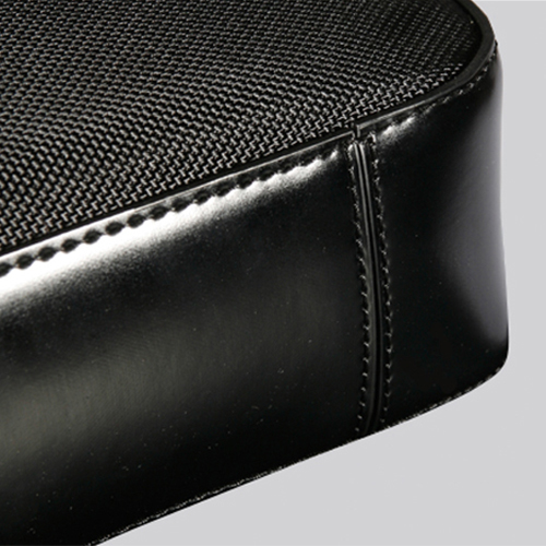 B6407B パソコンバッグ イタリアンデザイン!ユニセックス仕様PC対応ブリーフケース<br>abbiWhitney(ホイットニー) ブラック