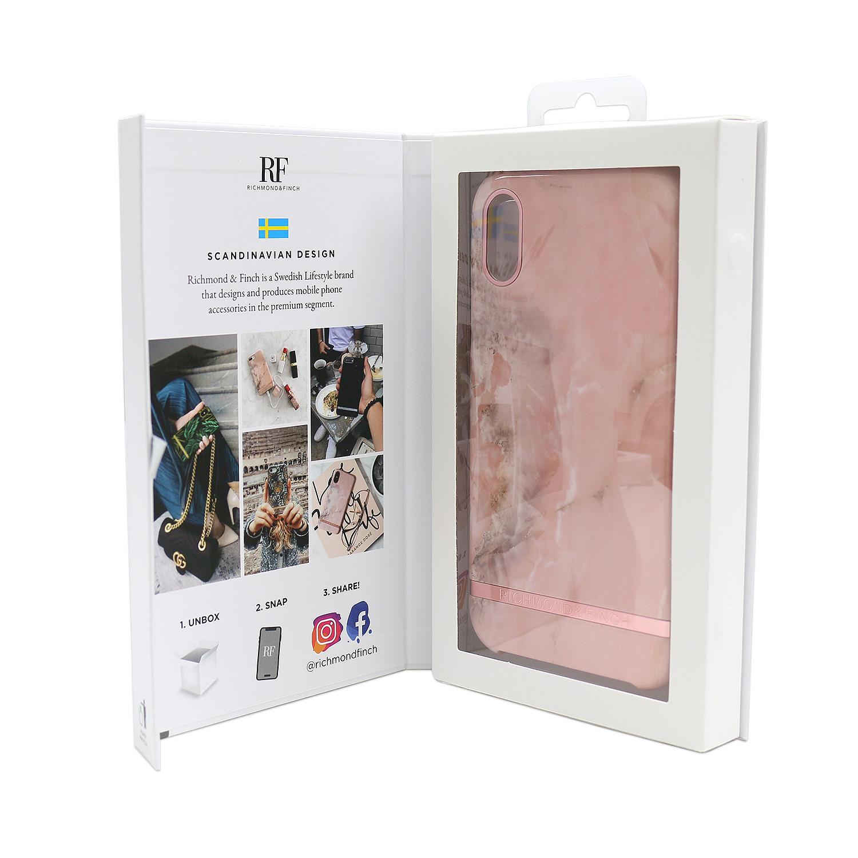 iPhone SE 第2世代 se2 ケース iPhone 11 Pro / iPhone 11 Pro Max / iPhone 11 ケース iPhone XS / X ケース Richmond & Finch FREEDOM CASE マーブル(リッチモンドアンドフィンチ フリーダムケース)大理石風 5.8インチ アイフォン カバー ワイヤレス充電対応