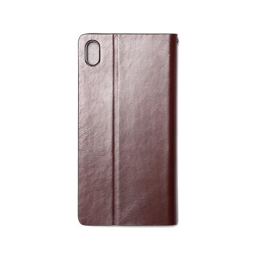 Xperia Z5 Premium ケース 手帳型 ZENUS Signature Diary(ゼヌス シグネチャーダイアリー)エクスペリア ゼット プレミアム