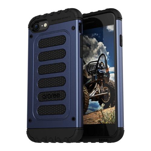 iPhone SE 第2世代 se2 ケース iPhone 8/7ケース araree Wrangler Force(アラリー ラングラーフォース)アイフォン カバー バータイプ