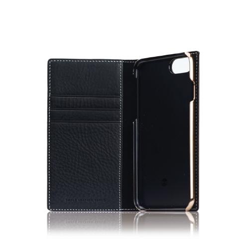 iPhone SE 第2世代 se2 ケース iPhone 8/7ケース 手帳型 SLG Design Minerva Box Leather Case(エスエルジーデザイン ミネルバボックスレザーケース)アイフォン 本革 カバー